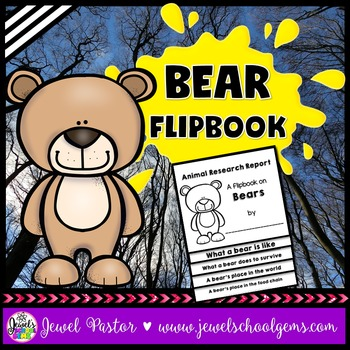 Bear Research Flipbook