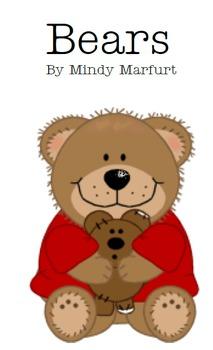 Bears!  An Interactive and Adaptive Book
