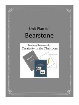Bearstone Novel Unit Plus Grammar