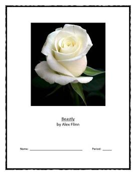 Beastly by Alex Flinn Novel Activities- Common Core Aligned