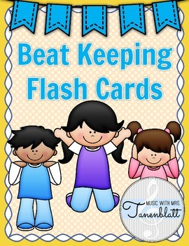 Beat Keeping Flash Cards