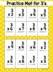 Multiplication Fact Fluency Practice