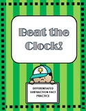 Beat the Clock! Subtraction