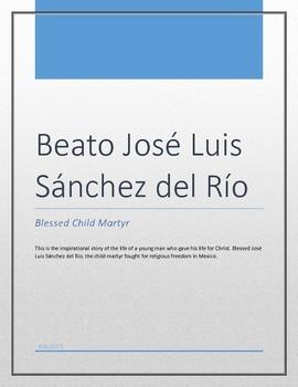 Beato Jose Luis Sanchez del Rio