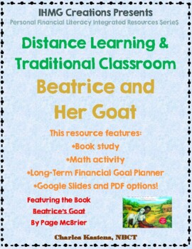 Beatrice and Her Goat-Level B (ELA/Math/Personal Financial Lit.)
