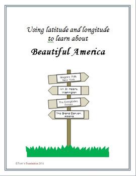 Beautiful America - latitude and longitude