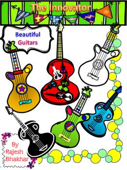 Beautiful Guitars..!!