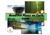 Beautiful Places on Earth Cards