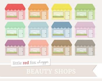 Beauty Shop Clipart
