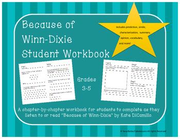 Because of Winn-Dixie Student Workbook