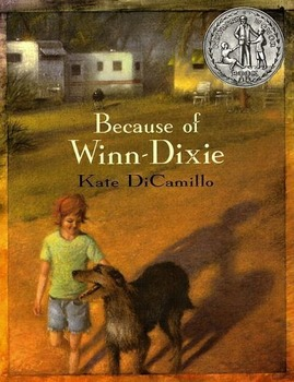 Because of Winn Dixie Writing Assignment:  10 Things Opal