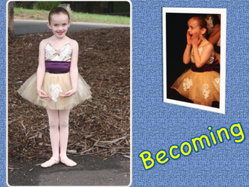 Becoming - picture/poster