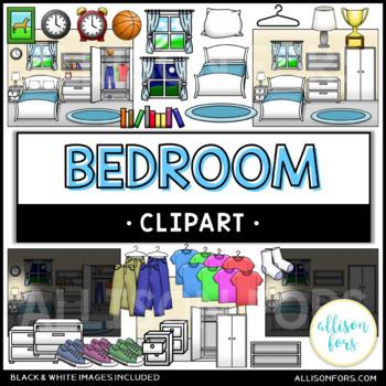 Bedroom Clip Art