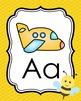 Bee Alphabet Posters