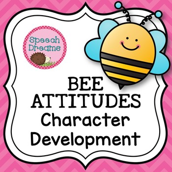 Character Development Craft {Bulletin Board Guidance or Cl