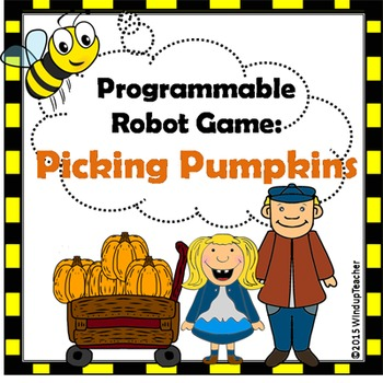 Programmable Robot Game: Pumpkin Picking - Makerspace