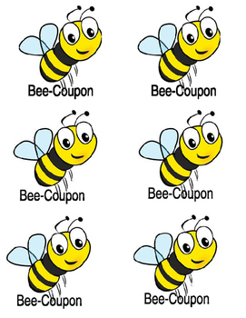 Bee-Coupons