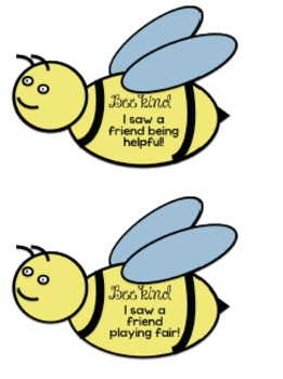 Bee Kind (Caught bee-ing kind & Bee Kind, Please Donate to