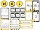 Bee Mega Classroom Set - Editable