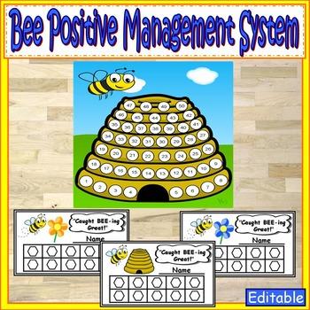 Bee Theme Classroom Management