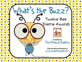 Bee Theme Awards (What's the Buzz?)