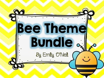 Bee Theme Bundle