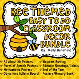 Classroom Decor: Bee Themed {Still Growing} Bundle
