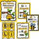 Classroom Decor: Bee Themed Bundle