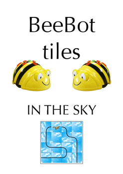 BeeBot tiles: In the sky