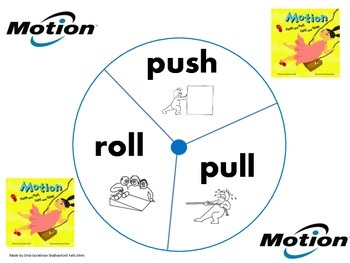 Beebot Game-Motion   Push, Pull and Roll