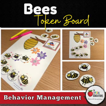 Bees Token Board (10)