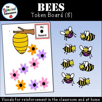 Bees Token Board (8)