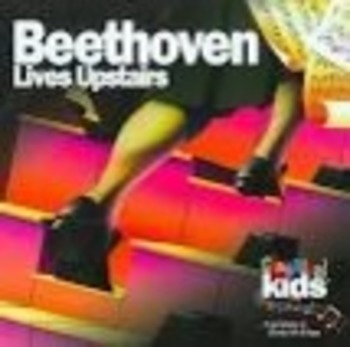 Beethoven Lives Upstairs--video worksheet