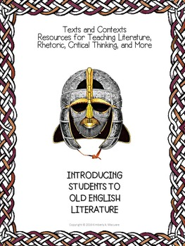 Before Beowulf: Introducing Old English Literature