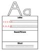 Beginner Alphabet Book