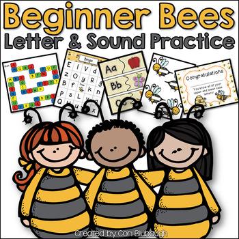 Beginner Bees - Letter and Sound Recognition Program