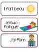 Beginner French Conversation/Speaking Prompts