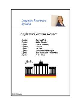 German Beginner Level Readings ~ Deutsch Lesen für Anfänger