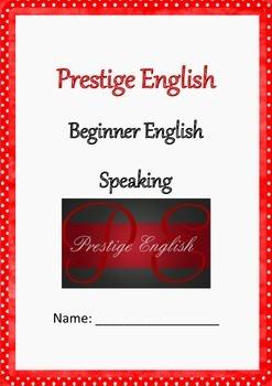 Beginner Oral English Speaking Topics/Questions FREEBIE