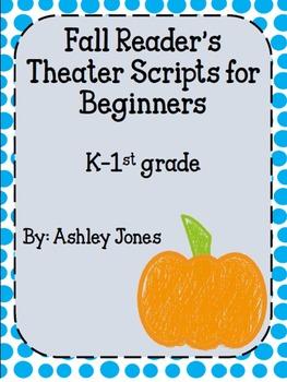 Beginners Reader's Theater Script