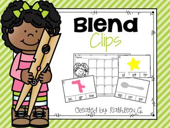 Beginning Blend Clips