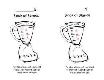 Beginning Blends Books