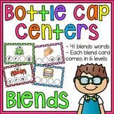Beginning Blends CCVC Words Bottle Cap Centers