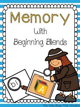 Beginning Blends/Digraphs