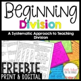 Beginning Division FREEBIE