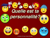 Beginning French: Personality adjectives (30 words) PowerPoint