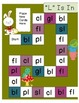 Consonant Blends - Beginning L Blends Board Game - L Is In