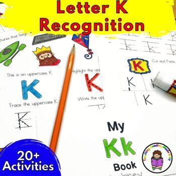 Letter of the Week:  Letter K -Beginning Letter Sound Work