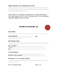 Beginning Of Year Student Information Sheet Editable Eng Sp