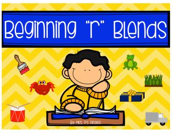 Beginning R Blends